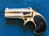 Remington 41 OverUnder Derringer pre 1898 - 2 of 3