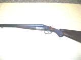 Very nice Belgium F. P. Geeringkx SXS 12ga double sideplate ejector shotgun - 1 of 4