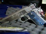 "Colt competition 1911 s/s ,45 acp, Government 5"" mint in box - 2 of 4"