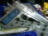 "Colt competition 1911 s/s ,45 acp, Government 5"" mint in box - 3 of 4"