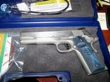 "Colt competition 1911 s/s ,45 acp, Government 5"" mint in box - 1 of 4"