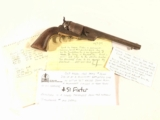 1860 Colt Army .44 Revolver Civil War DUG RELIC Battle of Raymond Mississippi 1863