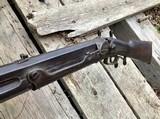 1885 Jacob Harder Lock Haven PA Over/Under Combination Rifle Shotgun RARE - 10 of 15