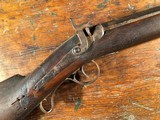 "Kinzey Griffith II Alexandria Virginia Massive Punt Gun RARE 16+lbs 52""bbl History"
