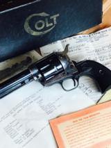 Colt 2nd Generation SAA 45 Colt