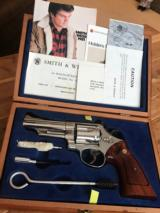 Smith and Wesson 29-4 44 magnum