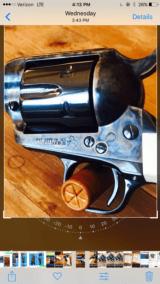 "RARE 3rd Gen Colt SAA Model P38-40 Colt Collectors Associtaion 112 of 150 ""GUNSLINGER ACTION JOB"" - 6 of 19"