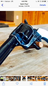 "RARE 3rd Gen Colt SAA Model P38-40 Colt Collectors Associtaion 112 of 150 ""GUNSLINGER ACTION JOB"" - 3 of 19"