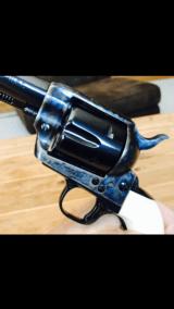 "RARE 3rd Gen Colt SAA Model P38-40 Colt Collectors Associtaion 112 of 150 ""GUNSLINGER ACTION JOB"" - 16 of 19"