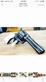 "RARE 3rd Gen Colt SAA Model P38-40 Colt Collectors Associtaion 112 of 150 ""GUNSLINGER ACTION JOB"" - 9 of 19"