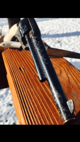 "John Adams Sr. Master Engraved Colt SAA .45 Colt with a 71/2 "" Barrel.- 2 of 26"