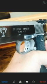 Springfield Armory NM Trophy Match Long Slide