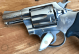 COLT .38 SF-VI WITH 2 INCH BARREL & SATIN STAINLESS FINISH.- 8 of 19