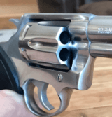 COLT .38 SF-VI WITH 2 INCH BARREL & SATIN STAINLESS FINISH.- 18 of 19