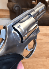 COLT .38 SF-VI WITH 2 INCH BARREL & SATIN STAINLESS FINISH.- 15 of 19