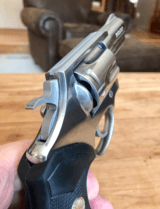 COLT .38 SF-VI WITH 2 INCH BARREL & SATIN STAINLESS FINISH.- 14 of 19