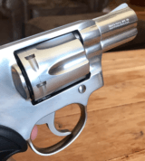 COLT .38 SF-VI WITH 2 INCH BARREL & SATIN STAINLESS FINISH.- 17 of 19