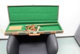 Emmebi Canvas & Leather Trunk Gun Case - 1 of 3