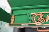 Emmebi Canvas & Leather Trunk Gun Case - 2 of 3