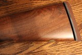 Beretta 687 EL, 687 EELL 20/410 ga factory buttstock. - 7 of 7