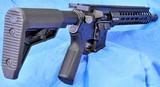 "Stag Arms STAG-15 Tactical Carbine RH QPQ 5.56/.223 16"" Bla Sl Na - M-LOK HG - MagPul MOE - #15000122"