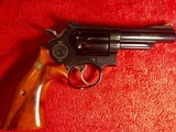 New Never Fired Model 19-3 Smith & Wesson 357 Magnum, Texas Ranger Commemorative Commission. - 7 of 15