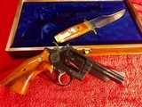 New Never Fired Model 19-3 Smith & Wesson 357 Magnum, Texas Ranger Commemorative Commission. - 6 of 15