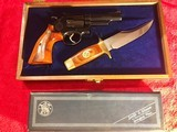 New Never Fired Model 19-3 Smith & Wesson 357 Magnum, Texas Ranger Commemorative Commission. - 3 of 15