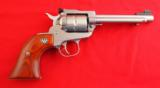 RUGER STAINLESS SINGLE TEN .22CAL - 2 of 2