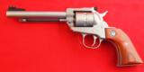 RUGER STAINLESS SINGLE TEN .22CAL - 1 of 2