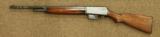 Winchester M1907 (Mfg. 1909) .351 WIN.,- 1 of 8