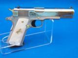 Colt 38 Super Government Gold Premier Edition Lew Horton Exclusive 38 super - 2 of 4