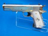 Colt 38 Super Government Gold Premier Edition Lew Horton Exclusive 38 super - 1 of 4