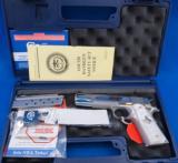 Colt 38 Super Government Gold Premier Edition Lew Horton Exclusive 38 super - 4 of 4