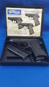 Walther PPK/S Blued