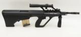 MSAR STG-556 Bull Pup Rifle WCase 5.56