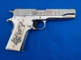 Colt Rose Gold Mexican Heritage Limited Edition, Number 205 of 429 produced, .38 Super TALO NIB