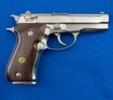 Browning BDA Nickel .380