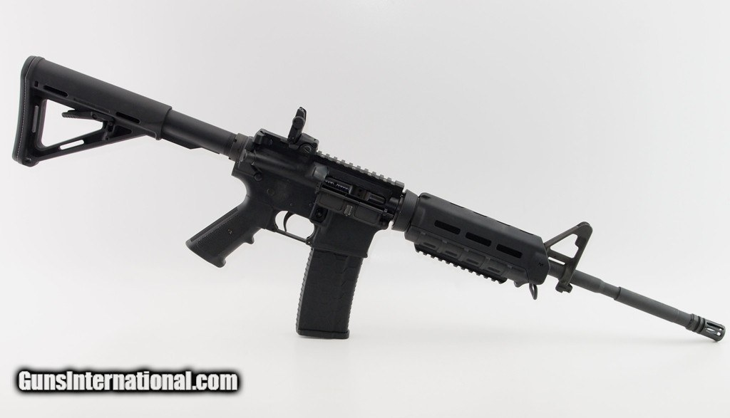 Colt M4 Carbine 5 56