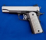 Ruger SR1911 CMD9 TALO Navy Seal #217 of 500