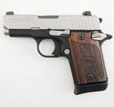?SigSauer 938 SAS 9MM WBox - 2 of 3