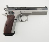 CZ 75 Tactical Sports 9X19 WBox