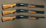 Remington 870 Police Trade-In 12 GA Shotguns