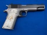 Colt Gov't Serpentine .38 Super WBox