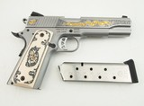 Ruger SR1911 Freedom Isn't Free 1 Of 300 .45 ACP WBox