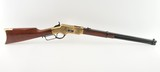 Uberti 66 Yellowboy Flatside Short Rifle 150th Anniversary .45 LC ANIB