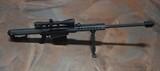 BARRETT M82A1 With Night Force SHV 5-20X56 Riflescope .50 BMG NIB