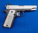 Ruger SR1911 CMD9 ANSW WBox 9mm TALO Navy Seal #217 of 500 - 1 of 2