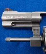 S&W 686-6 SS 7 Shot MFG 2001 .357 Mag WBox - 3 of 3
