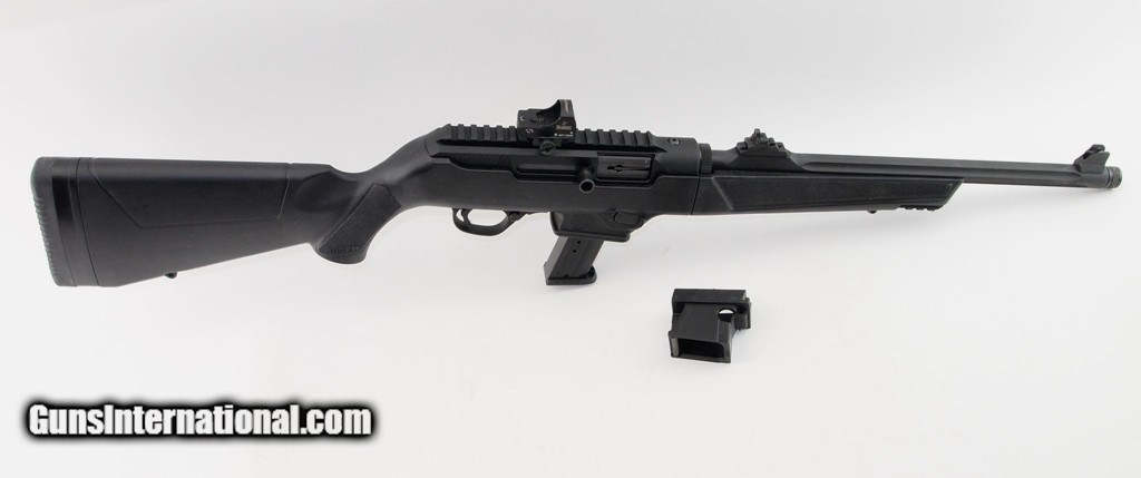 Ruger PC Carbine Take-Down Burris Sure-Fire II Package 9MM